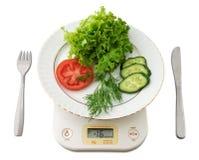 Gewichtverlust comuter Konzept Lizenzfreie Stockfotografie