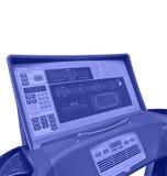 Gewichtverlust, neues Digitalsteuerungs-Panel, Gymnastik, Sport Lizenzfreie Stockfotos