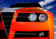 Gewijzigde Auto Royalty-vrije Stock Foto's
