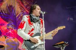 Gewinn Butler von Arcade Fire Lizenzfreie Stockbilder