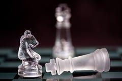 Gewinnen und Verlieren Stockbild