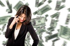 Gewinngeld Lizenzfreies Stockfoto
