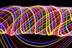 Gewirbelte Farben lizenzfreies stockbild