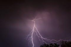 Gewitterwolkenhimmel Lizenzfreie Stockfotografie