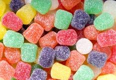 Gewürz lässt Süßigkeit fallen Stockfotografie