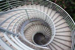 Gewundene Treppe Stockbilder