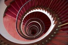 Gewundene Treppen Stockbilder