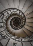 Gewundene Treppen lizenzfreies stockbild