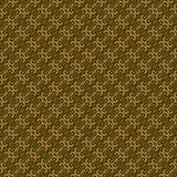 Gewundenes geometrisches nahtloses Muster Lizenzfreie Stockfotografie