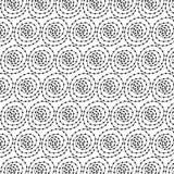 Gewundenes Muster Stockfoto