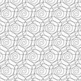 Gewundenes Muster Stockfotografie