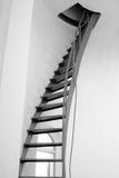 Gewundenes Treppenhaus Lizenzfreie Stockbilder