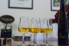 Gewurztraminerf de Carmel Winery imagem de stock royalty free