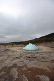 geyser Ισλανδία strokkur Στοκ φωτογραφίες με δικαίωμα ελεύθερης χρήσης