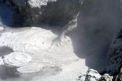 geyser λάσπη Στοκ εικόνες με δικαίωμα ελεύθερης χρήσης