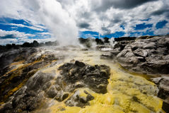 geyser Photos stock