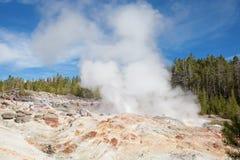 geyser Immagine Stock
