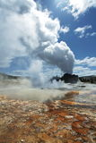 Geyser Stock Images