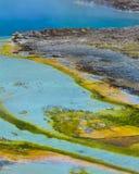 Geyser Basin, Yellowstone National Park, Wyoming Royalty Free Stock Image