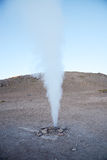 Geyser in bolivia Stock Photo