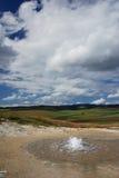 Geyser de la Slovaquie Photographie stock