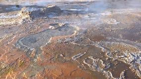 Geyser de Tatio - San Pedro de Atacama Imagem de Stock