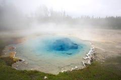 Geyser de Yellowstone photos libres de droits