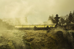 Geyser Royalty Free Stock Images