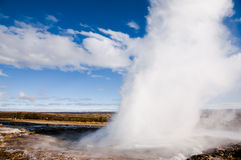 Geyser - Iceland Royalty Free Stock Photo