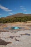 Geyser in Islanda Immagine Stock Libera da Diritti
