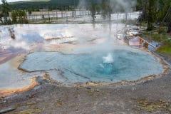 geyser strokkur στοκ φωτογραφίες