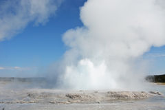 Geyser Royalty Free Stock Image