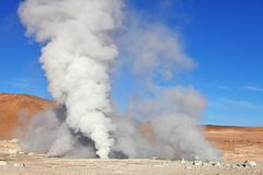 Geysers Stock Image