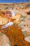 The geysers of Ampefy Royalty Free Stock Photos