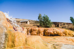 The geysers of Ampefy Royalty Free Stock Photo
