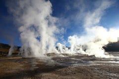 geysers taito Στοκ εικόνα με δικαίωμα ελεύθερης χρήσης