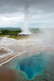 Geysir Royalty Free Stock Photography