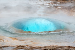 Geysir Stock Photos