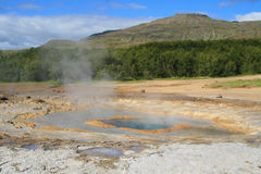 Geysir Hot Springs Royalty Free Stock Photos