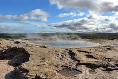 Geysir, Iceland Royalty Free Stock Photos