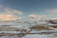 Geysir National Park Stock Photos