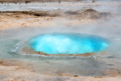 Geysir Royalty Free Stock Image