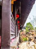 Geyuan ogród Yangzhou klasyczny ogród Zdjęcie Stock