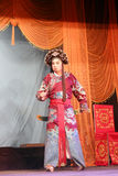 Gezaixi opera general Royalty Free Stock Image