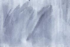 Gezeichnete künstlerische Pinselstrichillustration des Aquarells modische Hand Stockfoto
