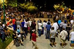 Gezi park Zdjęcie Stock