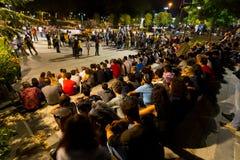 Gezi Park Royalty Free Stock Image