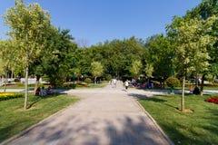 Gezi Park, Istanbul Royalty Free Stock Photos