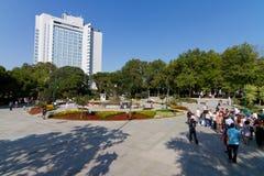 Gezi Park, Istanbul Royalty Free Stock Photography