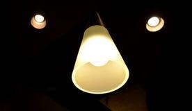 Decoratieve lamp Stock Afbeelding